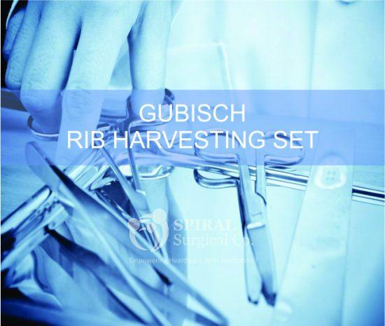 Rib Harvesting Set